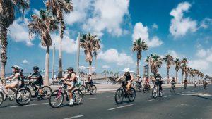 מלונות על הים בתל אביב