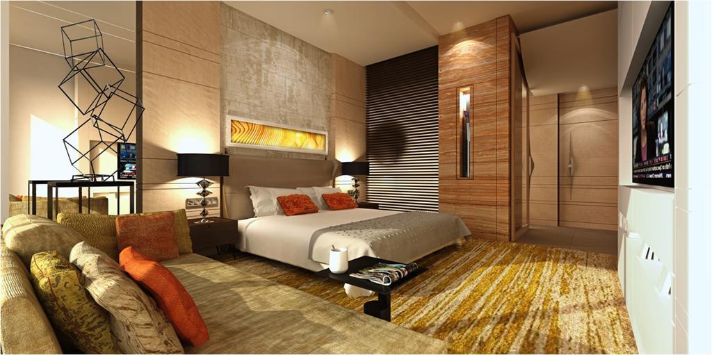 Crowne Plaza Dubai Marina Suite