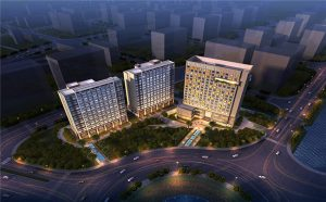 DoubleTree by Hilton Fuzhou South