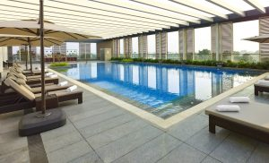 Hyatt Regency Thrissur - Rooftop Pool