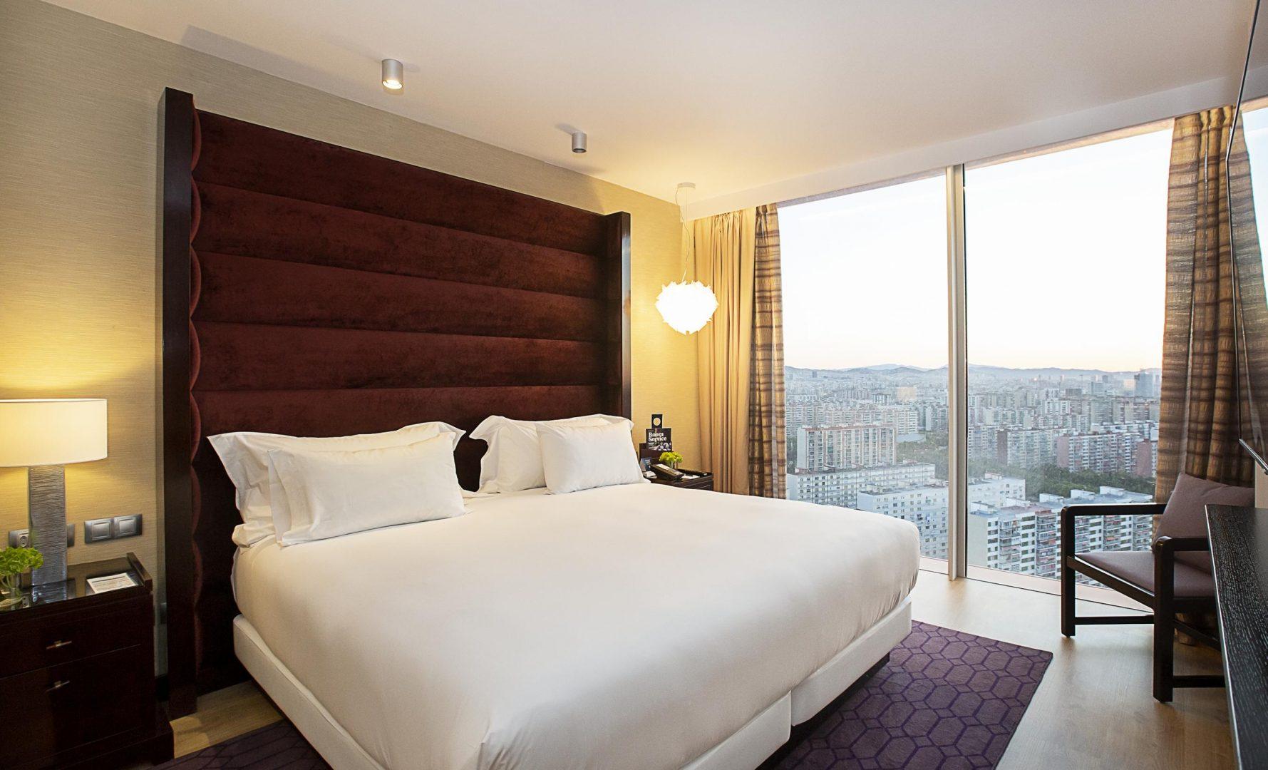 Executive Suite at Hyatt Regency Barcelona Tower