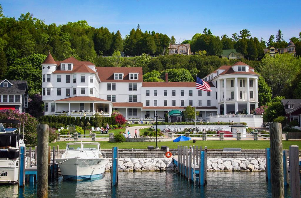 Island House Hotel - Mackinac Island, Michigan