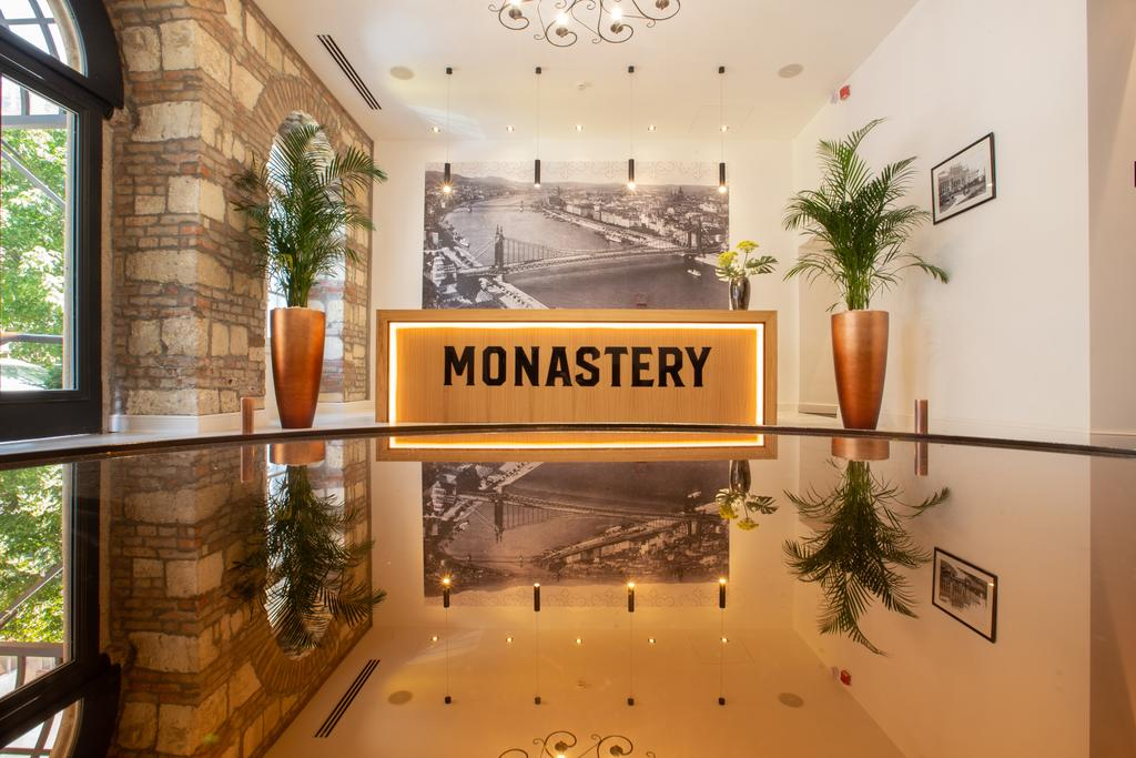 Monastery Boutique Hotel Budapest