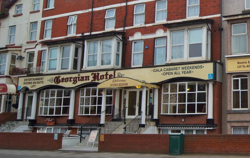 The Georgian Hollies Hotel