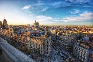 Best Hotels in Madrid, Spain