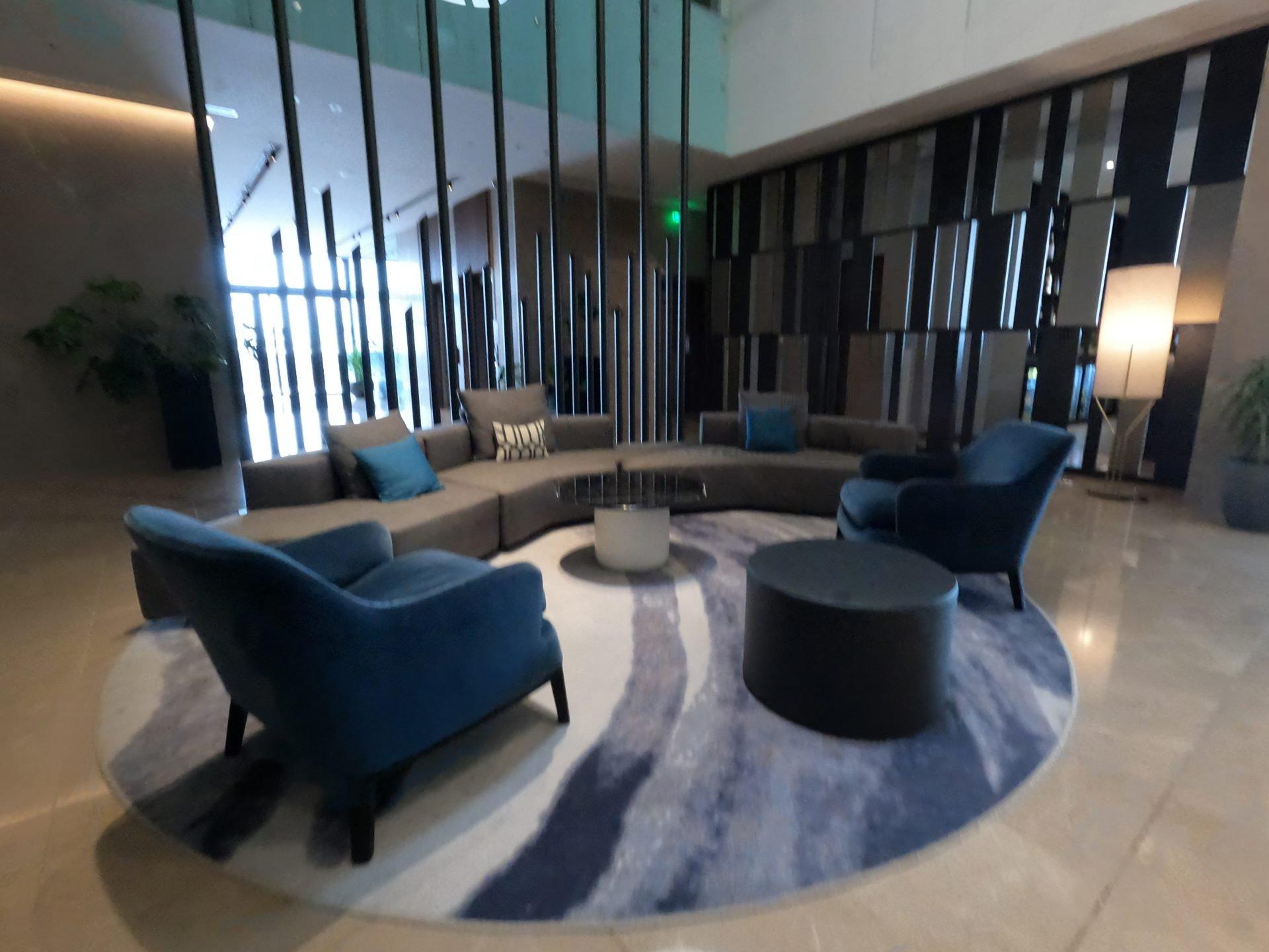 Radisson Blu Hotel, Larnaca Review - Lobby